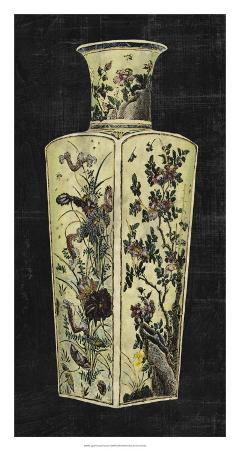 Aged Porcelain Vase II