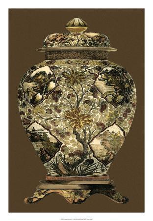 Amber Porcelain I