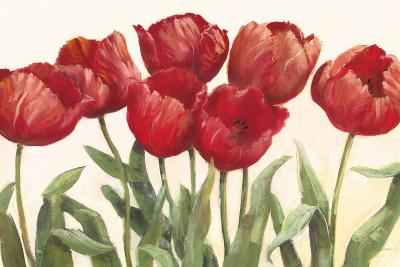 Ruby Tulips