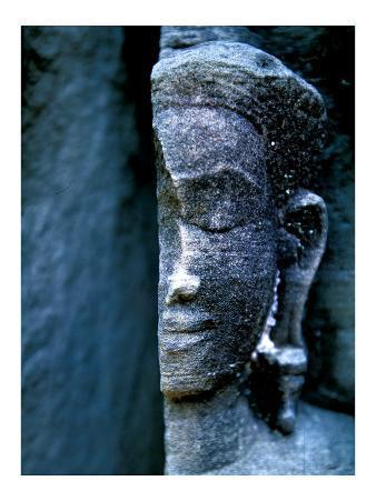 Angkor Wat Face, Cambodia