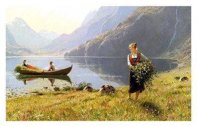 Norweigian Viking Fjord Western Norway