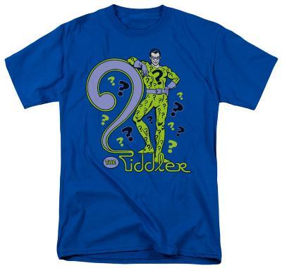 DC Comics - The Riddler