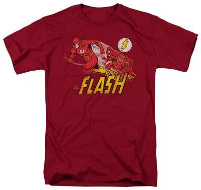 DC Comics - The Flash - The Crimson Comet