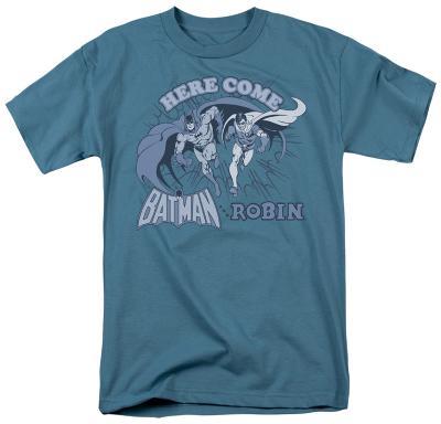 DC Comics - Here Come Batman and Robin