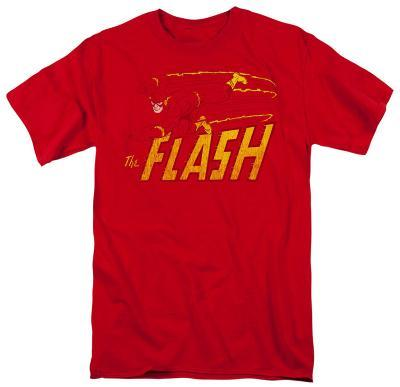 DC Comics - The Flash - Speed Distressed