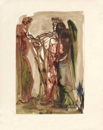 Divine Comedie, Purgatoire 11: Les orgueilleux