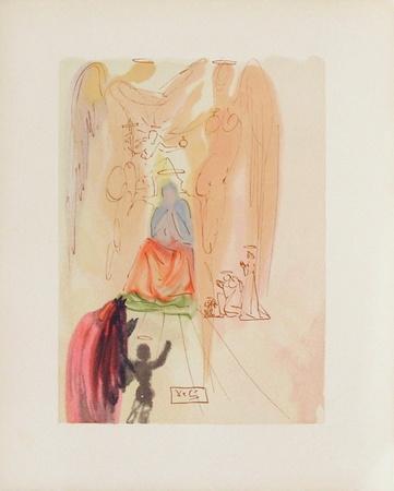 Divine Comedie, Paradis 23: Le triomphe du Christ
