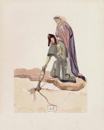 Divine Comedie, Enfer 32: Les Traitres envers leur Patrie