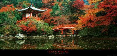 Daigo Shrine, Kyoto, Japan