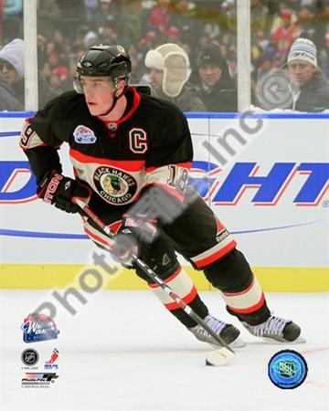 Jonathan Toews 2008-09 NHL Winter Classic