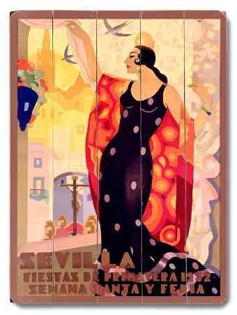 Sevilla Flamenco Dancer