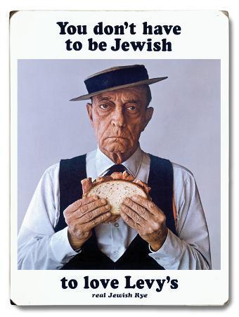 Buster Keaton Levy Jewish Rye