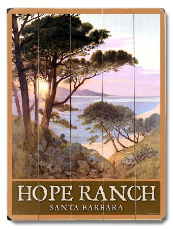 Hope Ranch Beach Santa Barbara