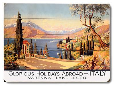 Holidays Abroad - Italy SR, 1928