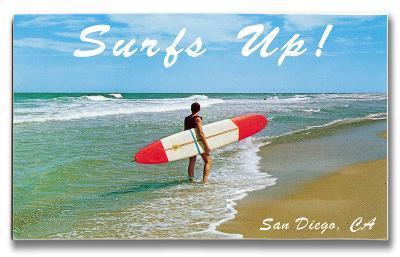 Surf's Up San Diego