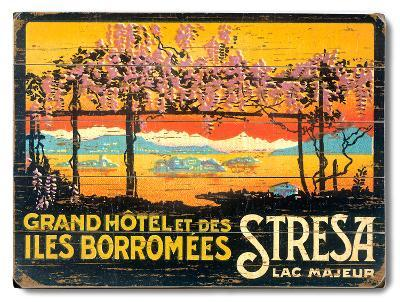 Grand Hotel Et Des Iles borromees Stresa