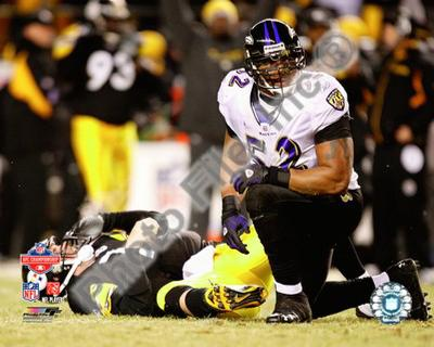 Ray Lewis 2008 AFC Championship Game