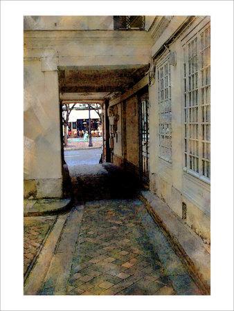 Blind Alley, Paris, France