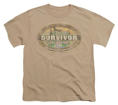 Youth: Survivor - Tocantins Distressed
