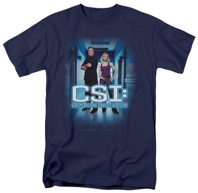 CSI - Serious Business