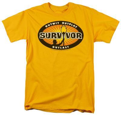 Survivor - Gold Burst