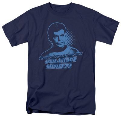 Star Trek - Vulcan Mind