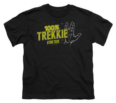 Youth: Star Trek - 100% Trekkie