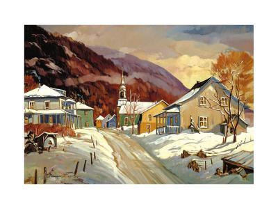 Village of Petite-Riviere-St.Francois