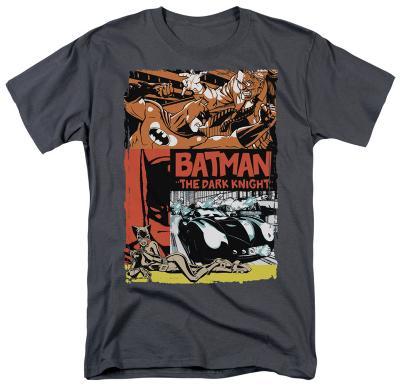 Batman - Old Movie Poster