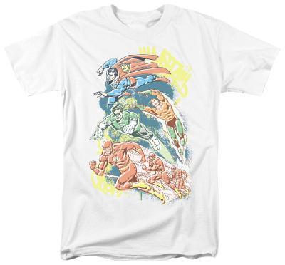 DC Comics - Halftone League