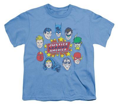 Youth: DC Comics - Justice Head Circle