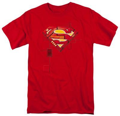 Superman - Super Mech Shield