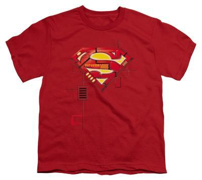 Youth: Superman - Super Mech Shield