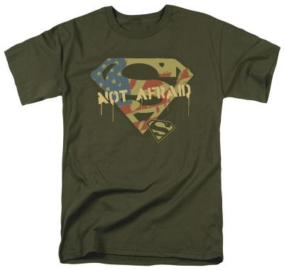 Superman - Not Afraid