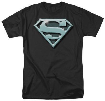 Superman - Chrome Shield