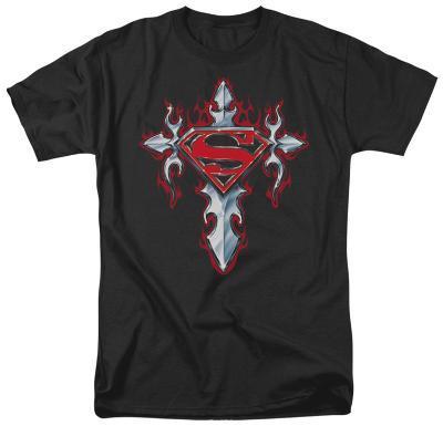 Superman - Gothic Steel Logo