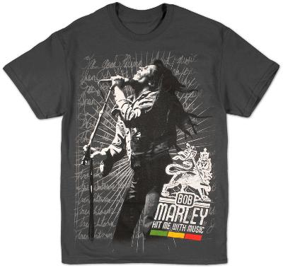 Bob Marley - Hit Me Up Jumbo