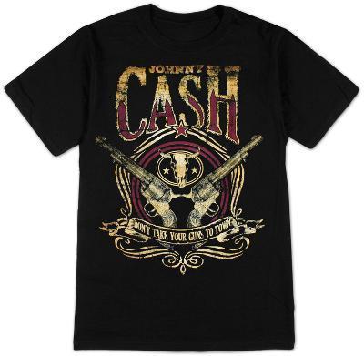 Johnny Cash - Guns To Town