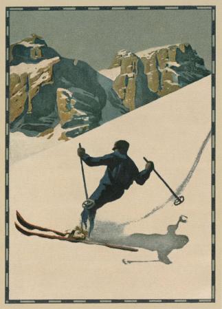 Skieur II
