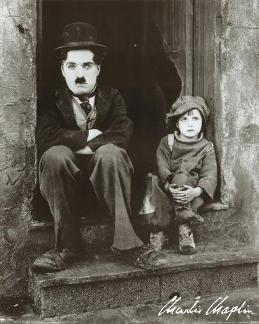 Charlie Chaplin (The Kid)