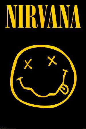 Nirvana - Smiley