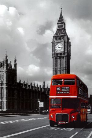 London - Red Bus