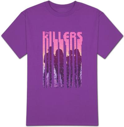 The Killers - Silhouette Dots