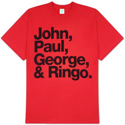 The Beatles - JPGR