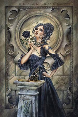 Alchemy - Black Rose