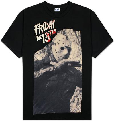 Friday the 13th - Torn Art with Jason