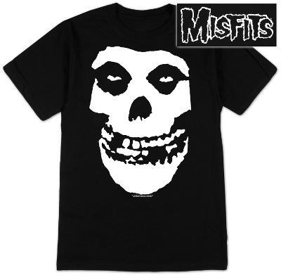 The Misfits - Classic Fiend Skull