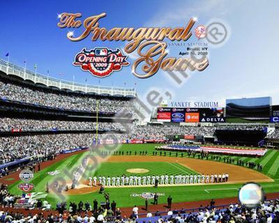 2009 Yankee Stadium Inaugural Season
