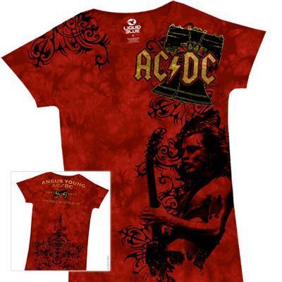 Women's: AC/DC - Problem Child