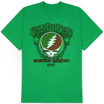 Grateful Dead - Shamrock '77